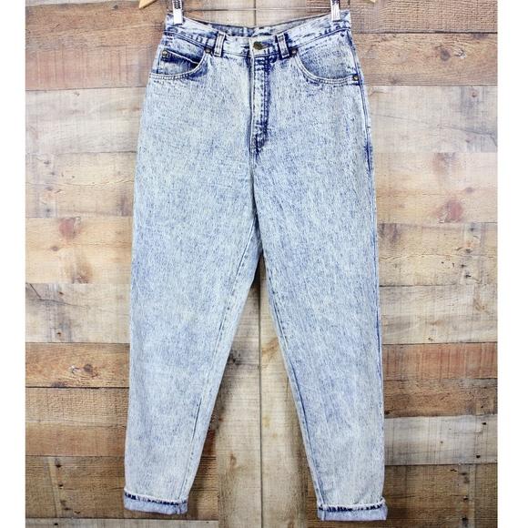 a36fe997 Levi's Jeans | Vintage 90s Levis Acid Wash High Waisted Denim | Poshmark